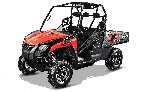 다목적 차량 프로웰라 HDX 500XT (3인승)