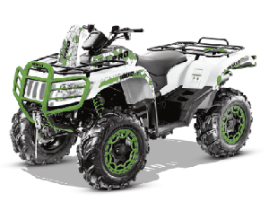 머드프로 1000 Special Edition. EPS (green/white)