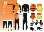 RX 슈트 - 오렌지블랙